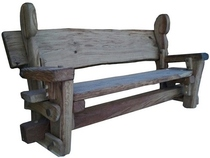 Скамьи, стулья, табуреты... дубовые