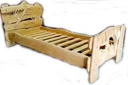 Кровати Дубовые