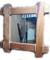 Рамы и рамки дубовые