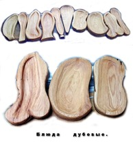 Другие дубовые изделия