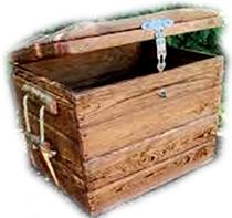 Сундуки, ящики, ящички, шкатулки... дубовые