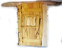Двери, ворота дубовые